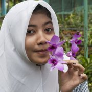 The Orchid Keepers # 2 - Islamic School, Jakarta, Indonesia
