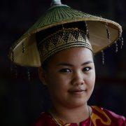 People of Sarawak, Borneo