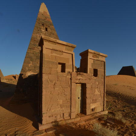 Sudan's ancient history Thumnail